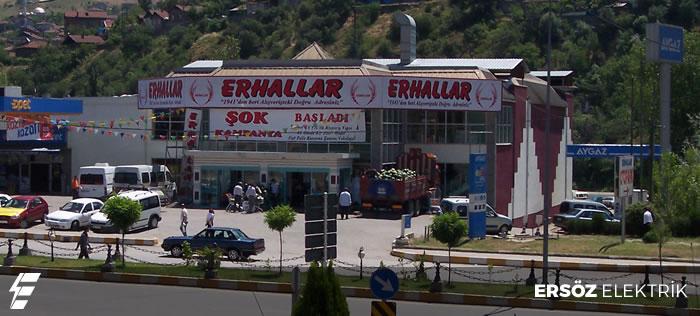 Erhaller Market